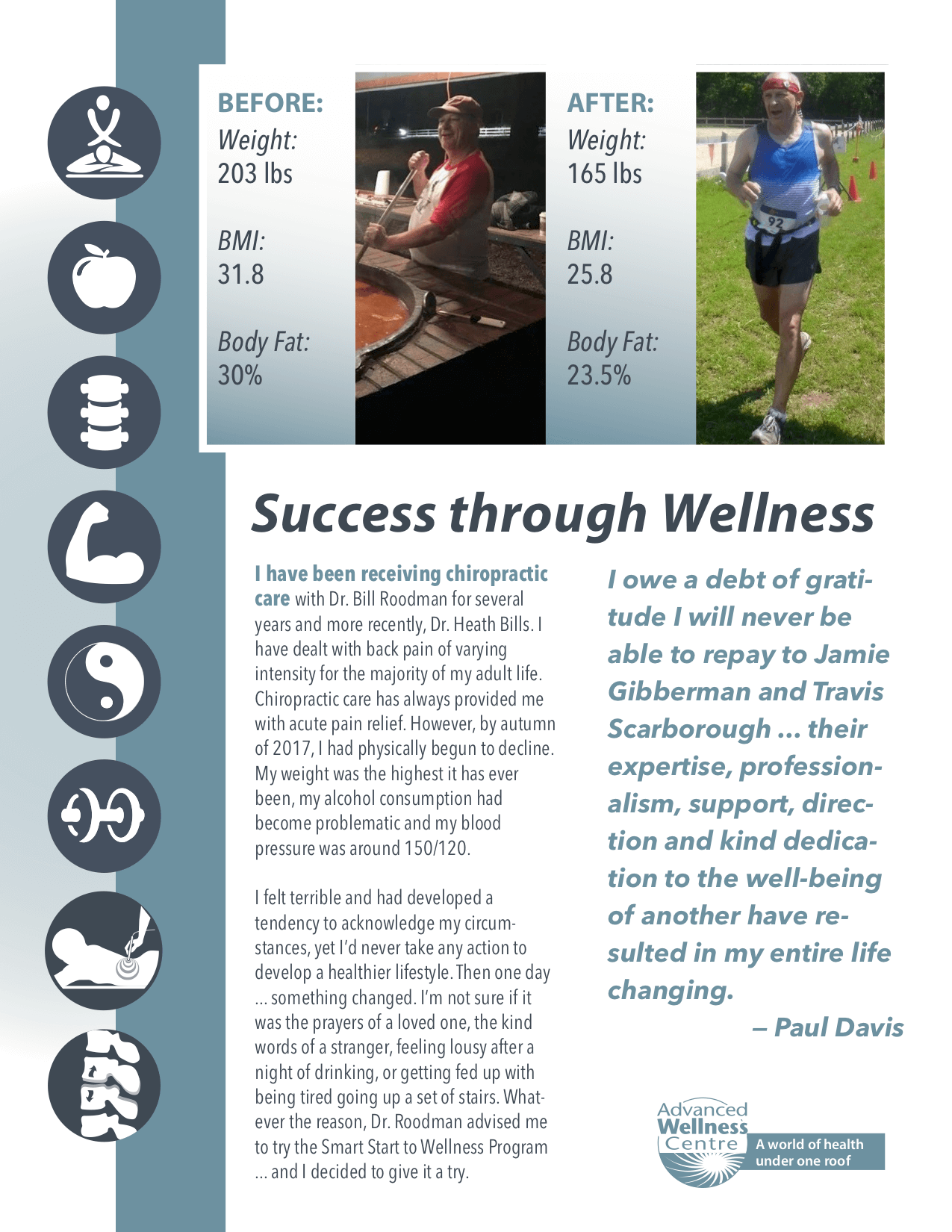 Success Story Paul Davis